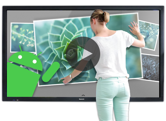 Les écrans interactifs : une technologie révolutionnaire